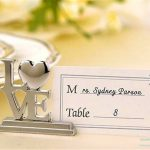silver-love-place-card-holder-wedding