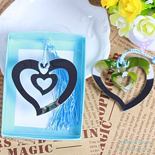 double-heart-love-bookmark-baby-favors