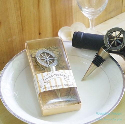 Festive & Party Supplies 2016 Nautical-themed Wedding Souvenirs Of Love Is A Voyage Ships Wheel Wine Bottle Stopper Wedding Favors For Party Gifts