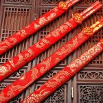 Chinese Style Wood Chopsticks Favors415