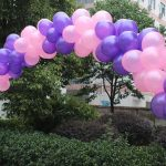 Pure latex biodegradable party balloons151