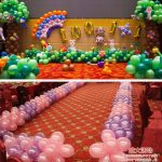 Pure latex biodegradable party balloons349