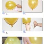 Pure latex biodegradable party balloons83
