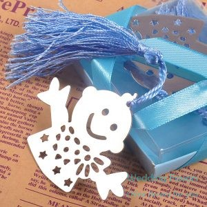 Baby Boy Baby Girl Bookmark For Baby Shower377697