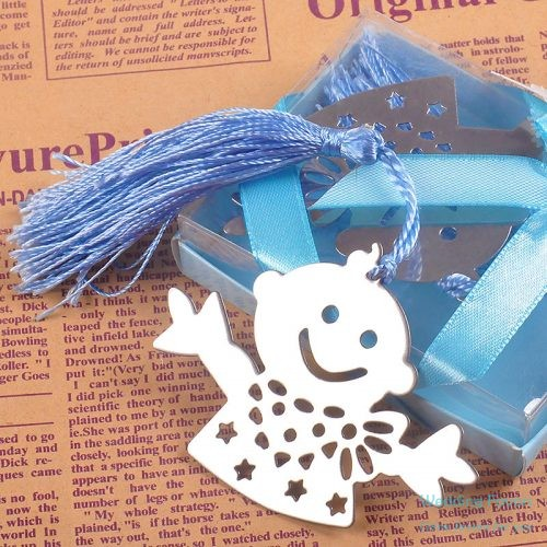 Baby Boy Baby Girl Bookmark For Baby Shower387065