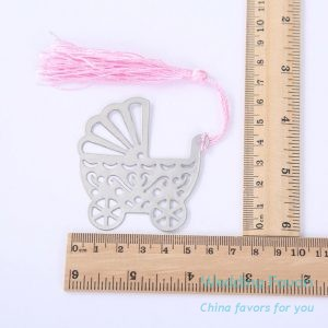 Baby Stroller Bookmark Favors49062