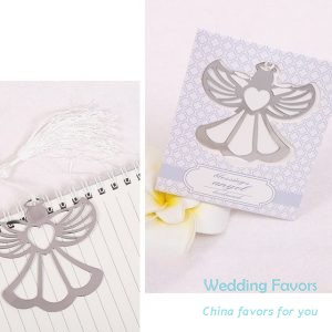 Blessing Angel Bookmark Favors108