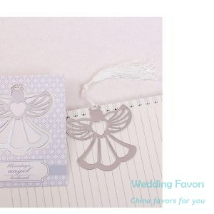 Blessing Angel Bookmark Favors74
