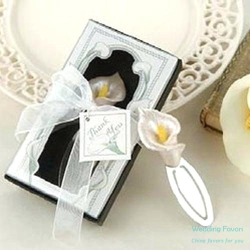 Calla lily Bookmark Favors29706