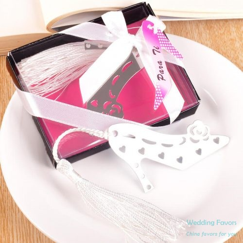 Metal Bookmark High Heeled Shoe Bookmark193