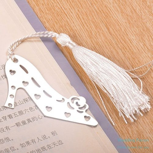 Metal Bookmark High Heeled Shoe Bookmark328