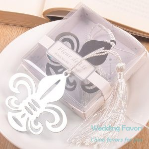 Metal Fleur de Lis Bookmark208653