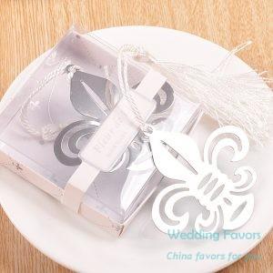 Metal Fleur de Lis Bookmark218339