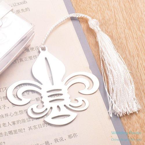 Metal Fleur de Lis Bookmark249082