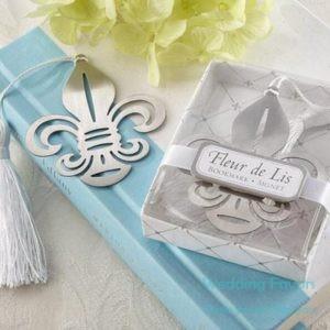 Metal Fleur de Lis Bookmark328961
