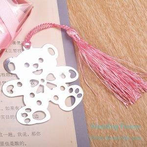 Metal Teddy Bear Bookmark228667