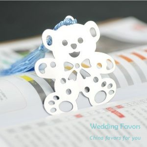 Metal Teddy Bear Bookmark73017