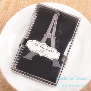 Retro Eiffel Tower Bookmarks With Tassel183
