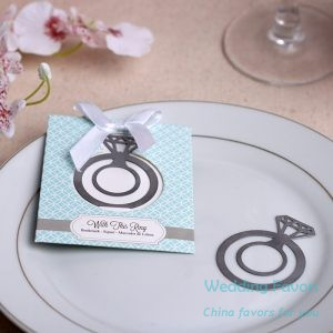 Ring Bookmark With this Ring102