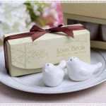 Love Birds Salt and Pepper Shaker Unique Favors103349