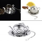 Tea for Two Teapot Tea Infuser Favours360783