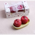 Apple Ceramic Salt and Pepper Shakersr108186