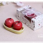 Apple Ceramic Salt and Pepper Shakersr136149