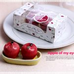 Apple Ceramic Salt and Pepper Shakersr136243