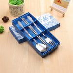 Chinese Style Dinnerware Chopstick Spoon Fork Set178523
