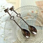 Heart Shaped Love coffee tea measuring Spoon208306