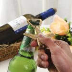 Let the Adventure Begin Airplane Bottle Opener Favors57232