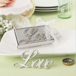 Metal Love Bottle Opener Favors48567