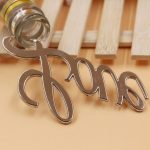 Metal Love Bottle Opener Favors49442