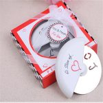 Slice of Love Stainless Steel Pizza Cutter172600